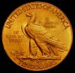London Coins : A165 : Lot 2349 : USA Ten Dollars Gold 1914D Breen 7127 UNC or near so