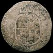 London Coins : A165 : Lot 2466 : Shilling Philip and Mary undated with full titles, no mark of value, S.2499, Fine for wear with pitt...