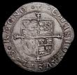 London Coins : A165 : Lot 2471 : Sixpence Charles I Group E, Fifth Aberystwyth Bust, S.2816 mintmark Anchor GVF in an LCGS holder and...
