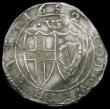 London Coins : A165 : Lot 2473 : Sixpence Commonwealth 1652 ESC 1486, Bull 186 NVF and with sharp detail, on a wavy flan possibly str...