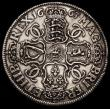 London Coins : A165 : Lot 2495 : Crown 1663 Reddite Electrotype VF the scarcer electrotype companion to the Petition, and not represe...