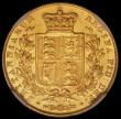 London Coins : A165 : Lot 2958 : Sovereign 1845 Marsh 28 NGC AU58 desirable thus, a PCGS graded AU58 example realised £750 in o...
