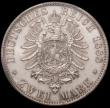 London Coins : A165 : Lot 3626 : Germany - Prussia 2 Marks 1888 PCGS MS63