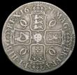 London Coins : A165 : Lot 3841 : Crown 1671 Second Bust ESC 42, Bull 382 VG the reverse slightly better