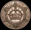 London Coins : A165 : Lot 3850 : Crown 1927 Proof ESC 367, Bull 3631 VF/GVF toned