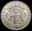 London Coins : A165 : Lot 3894 : Halfcrown 1934 ESC 783, Bull 3747 EF with a few small spots