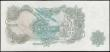 London Coins : A165 : Lot 399 : One Pound Hollom, B292 G Reverse issue 1963, last series L05X 367845, UNC