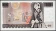 London Coins : A165 : Lot 442 : Ten Pounds Page QE2 pictorial & Florence Nightingale B330 Brown issue 1975 FIRST RUN series A01 ...
