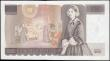London Coins : A165 : Lot 466 : Ten Pounds Somerset QE2 pictorial & Florence Nightingale, B349 Brown L Reverse issue 1987 very F...