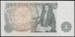 London Coins : A165 : Lot 561 : One Pound Page QE2 pictorial & Sir Isaac Newton B338 Replacement issue 1978 FIRST RUN series M01...
