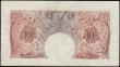 London Coins : A165 : Lot 72 : Ten shillings Peppiatt B262 issued 1948 threaded variety, first series 72L 578731, GVF
