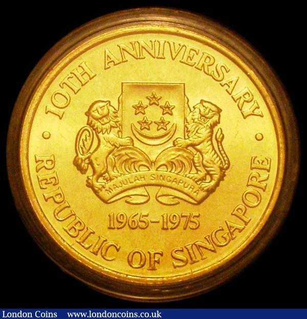 13a AU Prefix F//31 Malaysia 1 Ringgit $1 ND 1976 P 13