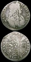 London Coins : A166 : Lot 1184 : Scotland (3) Merk 1668 as S.5611 with the colon between DEI and GRA having three stops, VG unusual, ...