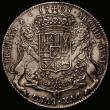 London Coins : A166 : Lot 1202 : Spanish Netherlands - Brabant Ducaton 1703 KM#131.1 mintmark Hand NVF with some light adjustment lin...