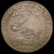 London Coins : A166 : Lot 1289 : Alliance of England, France and the United Provinces Medal/Jetton 1596 28.5mm diameter in copper, st...