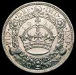 London Coins : A166 : Lot 1561 : Crown 1929 ESC 369, Bull 3636 About EF