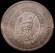 London Coins : A166 : Lot 1583 : Dollar Bank of England 1804 ESC 144 Obverse A, Reverse 2 UNC and lustrous with a pleasing tone, the ...