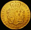 London Coins : A166 : Lot 1604 : Five Guineas 1729 EIC S.3664 Good Fine, Ex-Jewellery