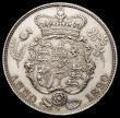 London Coins : A166 : Lot 1762 : Halfcrown 1820 George IV ESC 628, Bull 2357 EF