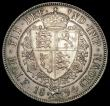 London Coins : A166 : Lot 1809 : Halfcrown 1894 ESC 728, Bull 2780, Davies 665 dies 2B, UNC and with a lustrous 'satiny' ap...