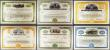 London Coins : A166 : Lot 19 : Share Certificates a wide ranging group (14), as follows:- United Airlines, Quaker State Oil Refinin...