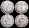 London Coins : A166 : Lot 2792 : Iran 2 Rials (3) SH1311 (1932) KM#1130 EF, SH1312 (1933) KM#1130 About UNC and nicely toned, SH1313 ...