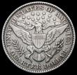 London Coins : A166 : Lot 2927 : USA Quarter Dollar 1892S Type II Reverse with the wing covering  over half of the E of UNITED, Breen...