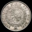 London Coins : A166 : Lot 2955 : Halfcrown 1816 ESC 613, Bull 2086 EF with a small edge nick