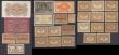 London Coins : A166 : Lot 392 : Russia (26), small Treasury notes 20 Rubles (18) issued 1917, (Pick38), Russia South 50 Rubles issue...