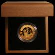 London Coins : A166 : Lot 850 : Two Pounds 2011 500th Anniversary of the launch of the Mary Rose S.K27 Gold Proof FDC in the box of ...