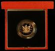 London Coins : A166 : Lot 973 : Hong Kong $1000 1986 Gold Proof Royal Visit FDC in the Royal Mint case as issued with certificate