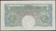 London Coins : A167 : Lot 1307 : One Pound Green Catterns B225 issued 1930 FIRST series H40 248942 EF or very nea...