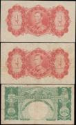 London Coins : A167 : Lot 1448 : British Caribbean Territories & British Guiana George VI portrait issues (3) a charming collecti...