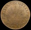 London Coins : A167 : Lot 1773 : Prince James and the Legitimacy of Succession 1697, 25mm diameter in bronze by N.Roettiers, Eimer 37...
