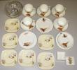 London Coins : A167 : Lot 1828 : China and Earthenware items, many crockery items, cups and saucers a mixed group with some matching ...