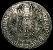 London Coins : A167 : Lot 1931 : German States - Brunswick-Wolfenbüttel Thaler 1626 Goslar Mint, with HS mint master initials af...