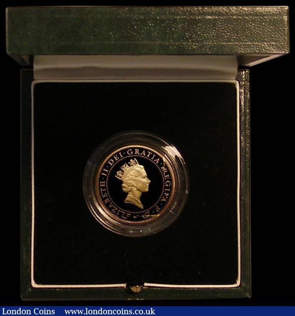 Two Pounds 1997 Technology Gold Proof S.K8 FDC in the Royal Mint box of issue with certificate : English Cased : Auction 167 : Lot 198