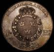 London Coins : A167 : Lot 2026 : Sweden Riksdaler 1790OL KM#527 EF/GEF with old golden tone, minor contact marks only, with considera...