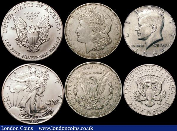 Unc BU 1922-1925 PEACE Silver DOLLAR US Coin Collection Buy in Bulk Lot 1