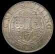 London Coins : A167 : Lot 2522 : Shilling 1893 Smaller Obverse Letters ESC 1361A, Bull 3153, Davies 1010 dies 1A Choice UNC and with ...