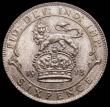 London Coins : A167 : Lot 2544 : Sixpence 1913 ESC 1798 Choice Unc and graded 82 by CGS and in their holder