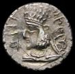 London Coins : A167 : Lot 327 : Ancient Greece - Persis Silver Hemidrachm Manchihr II mid 2nd Century AD 14mm diameter, 1.30 grammes...