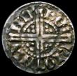 London Coins : A167 : Lot 415 : Penny Henry III Long Cross S.1364 Class 3c London Mint, moneyer Henric NVF
