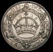 London Coins : A167 : Lot 496 : Crown 1928 ESC 368, Bull 3633 GEF a nicely struck example with the crown orb showing the full lines