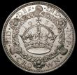 London Coins : A167 : Lot 501 : Crown 1932 ESC 372, Bull 3641 About EF with a few small spots, Rare