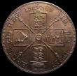 London Coins : A167 : Lot 508 : Double Florin 1889 ESC 398 CGS UNC 82 the finest of 27 examples thus far recorded by the CGS Populat...