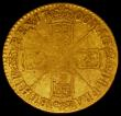 London Coins : A167 : Lot 591 : Guinea 1700 S.3460 VG/NVG with some scratches in the obverse field