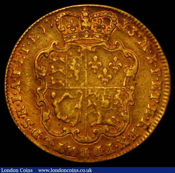 Guinea 1733 S.3674 Fine, Ex-Jewellery : English Coins : Auction 167 : Lot 602