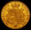London Coins : A167 : Lot 694 : Half Sovereign 1869 Marsh 444, Die Number 22 GVF a pleasing example