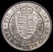 London Coins : A167 : Lot 806 : Halfcrown 1894 ESC 728, Bull 2780, Davies 665 dies 2B, UNC and lustrous with minor contact marks, th...